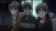 S2 Episode 1 Shizuka Hachiman Yukino 2
