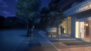 S2 Episode 1 Hachiman Yukino Walk 3
