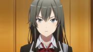 S2 EP4 Yukino Angry