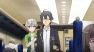 S2 Episode 1 Saika Hachiman 2