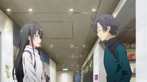 OVA2 Yukino Hachiman 2