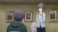 S2 Episode 1 Hachiman Yukino Lobby 2