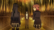 S2 Episode 2 Hachiman Yui Yukino 2
