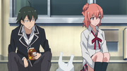 EP3 Hachiman Yui Lunch 3