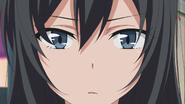 EP12 Yukino Annoyed