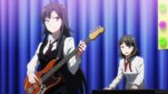 EP12 Shizuka Meguri Band