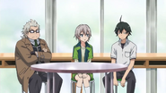 OVA1 Cooking Judges