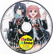 Hello Alone Disc