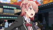 S2 Episode 2 Yui Amazed