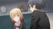 S2 EP11 Iroha Flirt