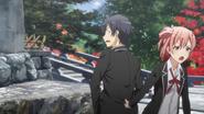 S2 Episode 1 Hachiman Yui 5
