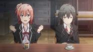 S2 Episode 1 Yui Yukino