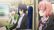 S2 Episode 1 Saika Hachiman Yui