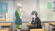 S2 Episode 1 Saika Hachiman 1