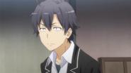 OVA2 Hachiman Nervous