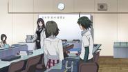 EP10 Shizuka Meguri Hachiman News