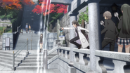S2 Episode 1 Shizuka Fountain
