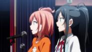 EP12 Yui Yukino Singing 4