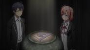 S2 Episode 1 Hachiman Yui Temple