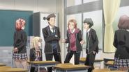 S2 Episode 1 Hayato Clique
