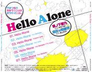 Hello Alone Back
