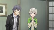 S2 Episode 2 Hachiman Saika 2