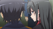 S2 EP10 Hachiman Yukino 6
