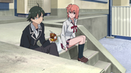 EP3 Hachiman Yui Lunch 2