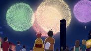 EP9 Yui Hachiman Fireworks 1