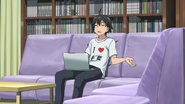 OVA1 Hachiman Working 1