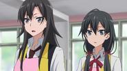OVA1 Shizuka Yukino 1