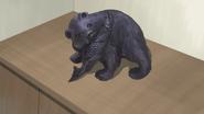 EP9 Hikigaya Bear Totem