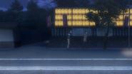 S2 Episode 1 Hachiman Yukino Walk 1