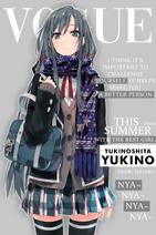 Yukino Vogue