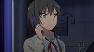 EP12 Yukino Phone