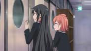 EP2 Yukino Yui Scared