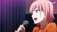 EP12 Yui Singing 1