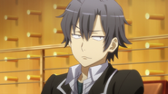 S2 EP4 Hachiman Annoyed