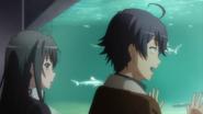 S2 EP13 Yukino Hachiman 1