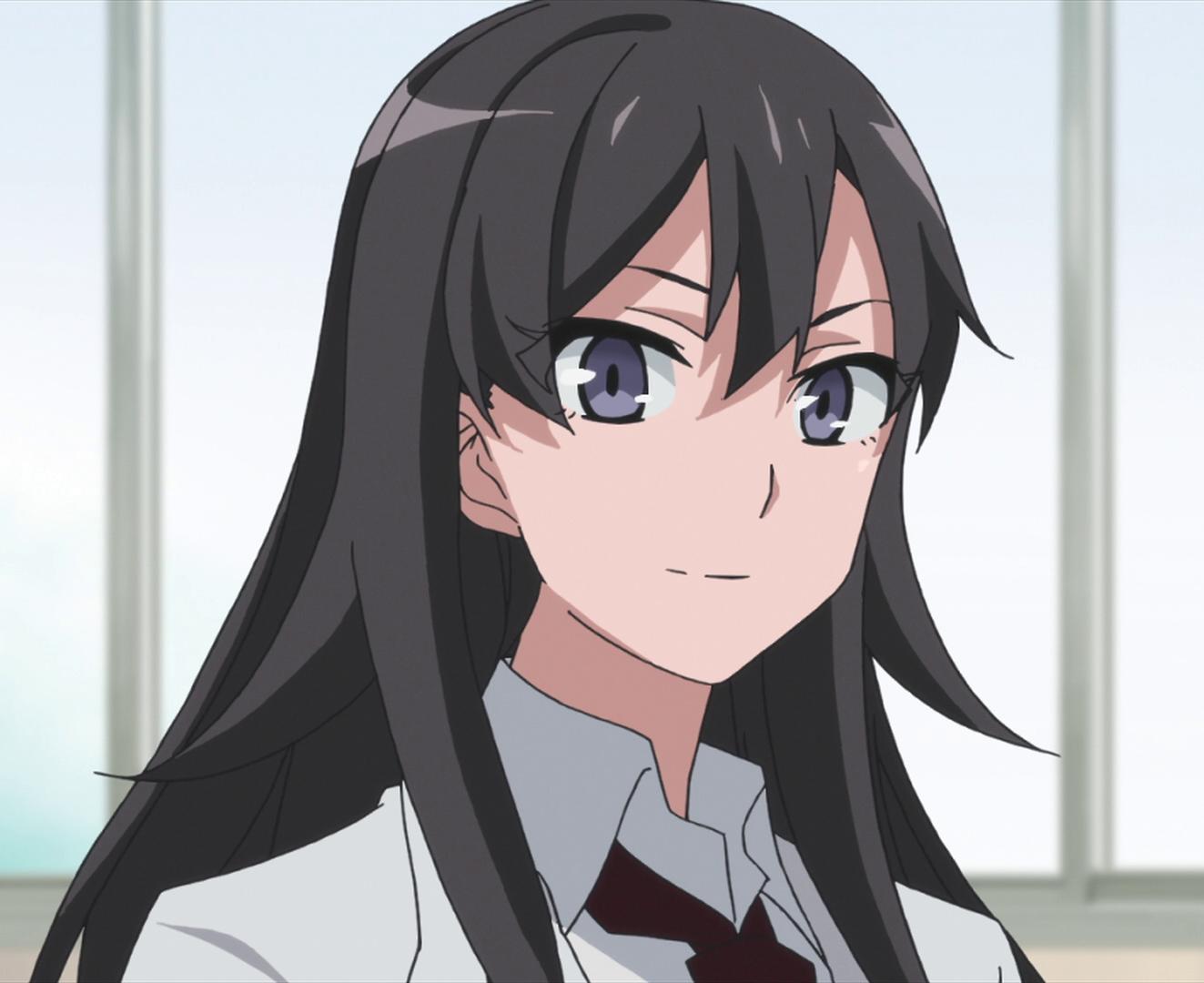 Shizuka Hiratsuka Oregairu Wiki Fandom Powered By Wikia