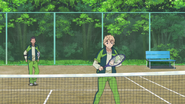 EP3 Yamato Hayato Tennis