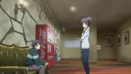 S2 Episode 1 Hachiman Yukino Lobby 1