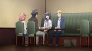S2 EP10 Yui Hachiman Haruno Hayato 1