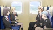 S2 Episode 1 Train Clique