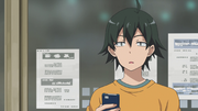 EP9 Hachiman Surprised