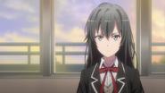 S2 EP3 Yukino Angry