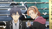 S2 Episode 1 Hachiman Kakeru