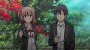 S2 Episode 2 Yui Hachiman 1