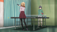 OVA2 Iroha Hachiman Pingpong 5