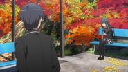 S2 Episode 2 Yukino Tired